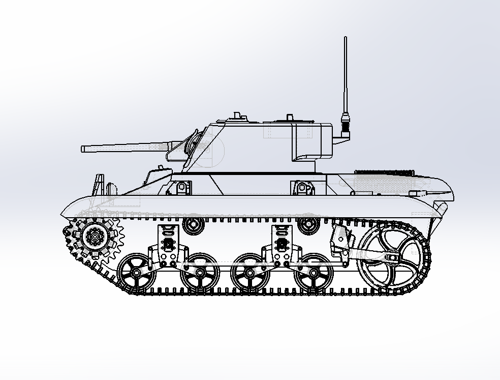 Capture d'écran (67).png Download free STL file M-22 tank • Model to 3D print, DordseGer