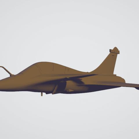 Capture d'écran (18).png Télécharger fichier STL gratuit Dassault Rafale • Objet pour impression 3D, ekynops