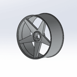 Capture d'écran (51).png Download free STL file Rc car rim rc • 3D printable design, ekynops