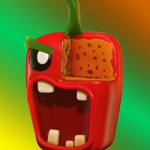 Free stl file Pepper.STL, Fizzer2130