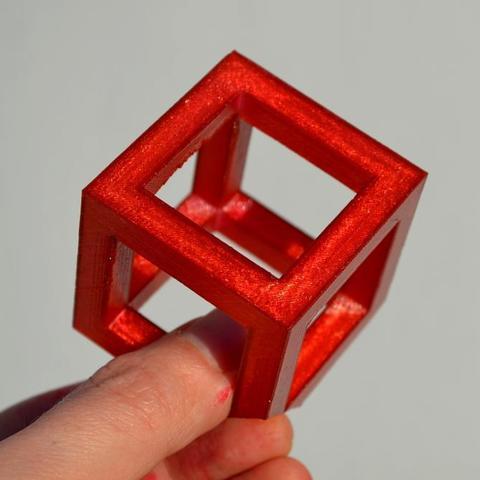 stl gratuit Cube, alwaysdreamer77