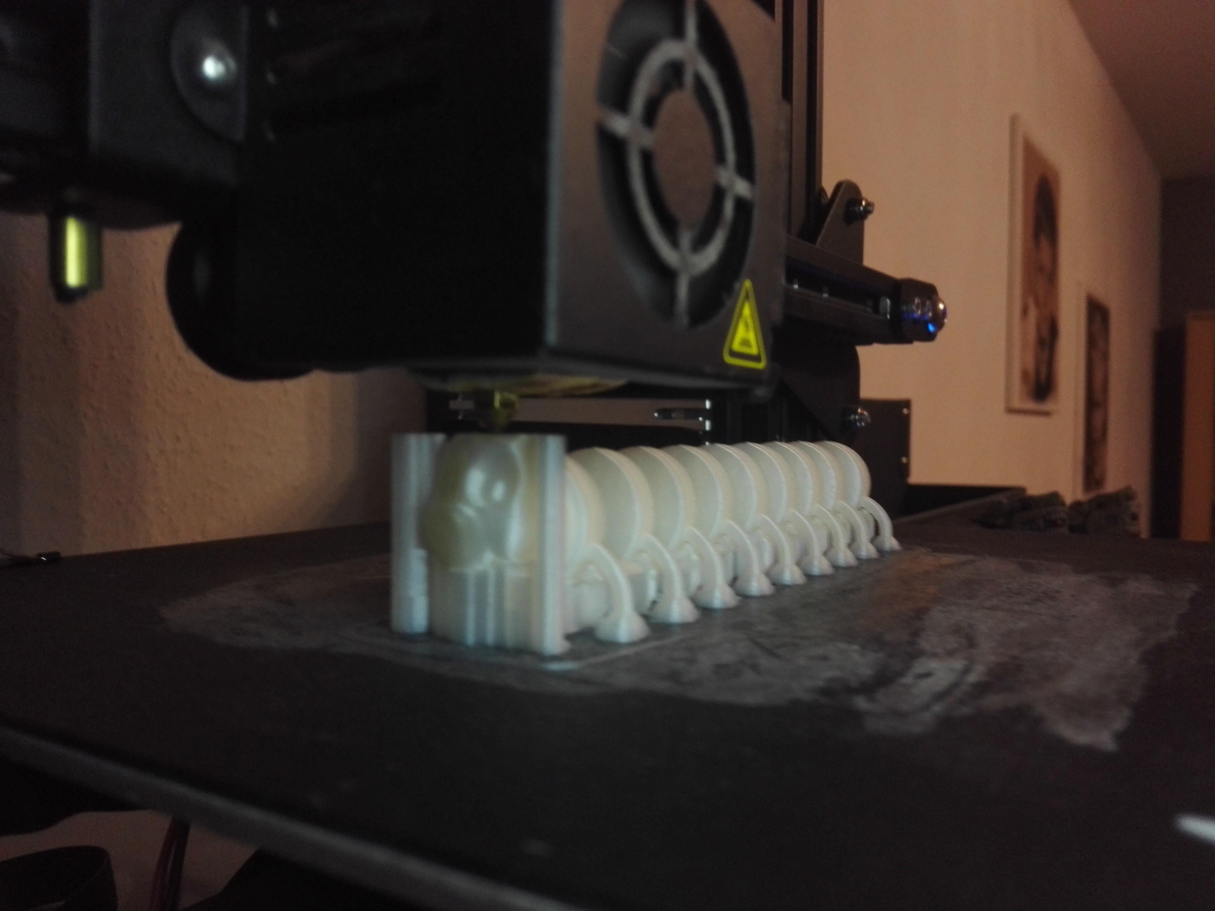 Druck.jpg Télécharger fichier OBJ gratuit Nemoriko's : Petite chenille hétéroclite • Objet pour imprimante 3D, Nemoriko