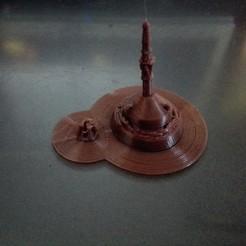 Download STL file Buoy/Boje (tabletop mission goal/marker) • 3D print model, Nemoriko