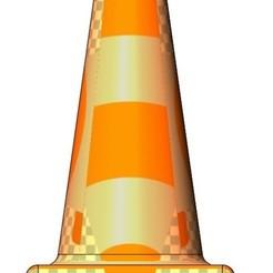 Signal_1.jpg Télécharger fichier STL route du cône • Design pour imprimante 3D, aamn-4132-molina