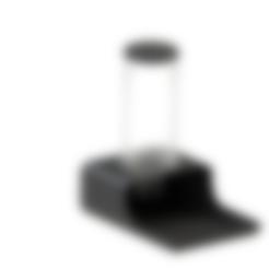 Télécharger objet 3D gratuit coke de pétrole, TMDs