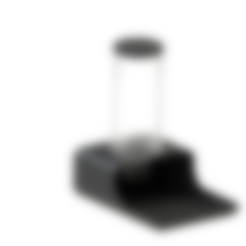 Pieza1 caja.STL Download free STL file pet coke • Object to 3D print, TMDs