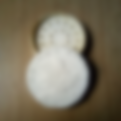 tapa goku.STL Download STL file grinder goku, thresher, scraper • 3D print template, TMDs