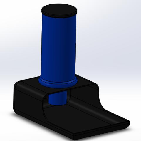 isometrico.png Download free STL file pet coke • Object to 3D print, TMDs