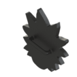 Impresiones 3D gratis molde de rick sanchez , TMDs