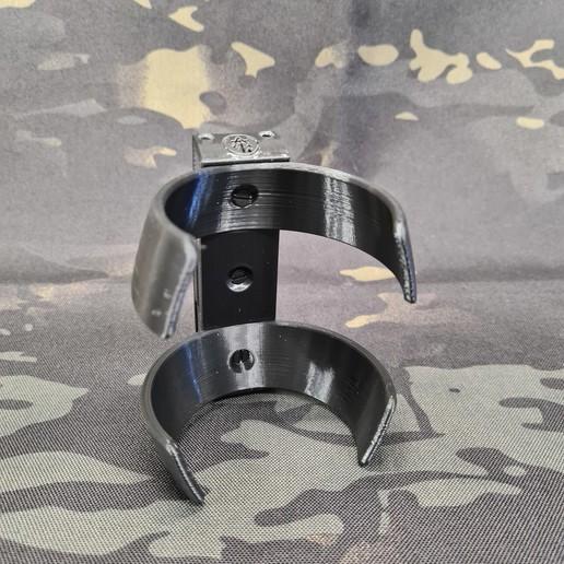 20201017_123434.jpg Download STL file ASG STORM 360 GRENADE HOLSTER • 3D printing template, AT_Eleven_3D