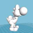 Capture d'écran 2018-09-03 à 00.18.28.png Download OBJ file YOSHI • 3D printer object, florianlefait62