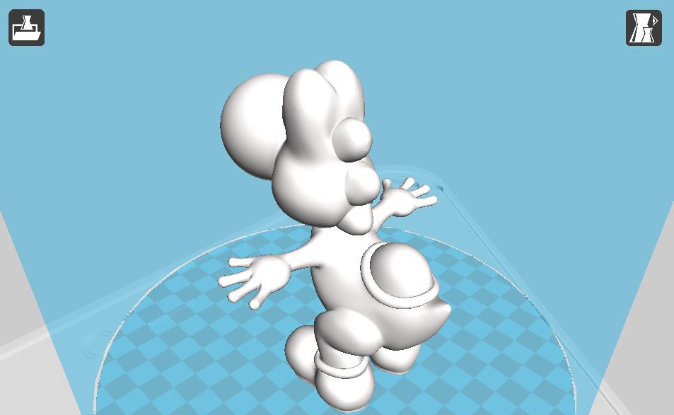 Capture d'écran 2018-09-03 à 00.18.50.png Download OBJ file YOSHI • 3D printer object, florianlefait62