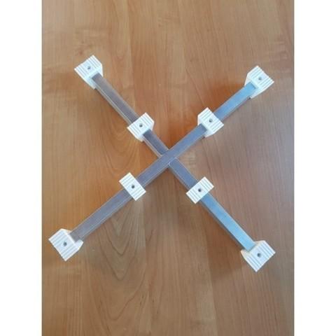 Download free 3D printing files Pedestal Fan holder (stand), ICTAvatar