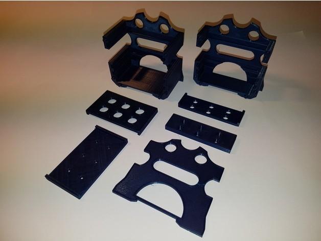 032b2cc936860b03048302d991c3498f_preview_featured.jpg Download free STL file Tools modular desktop stand (Tweezer;Plier;Screwdriver) V 2.0 • Model to 3D print, ICTAvatar