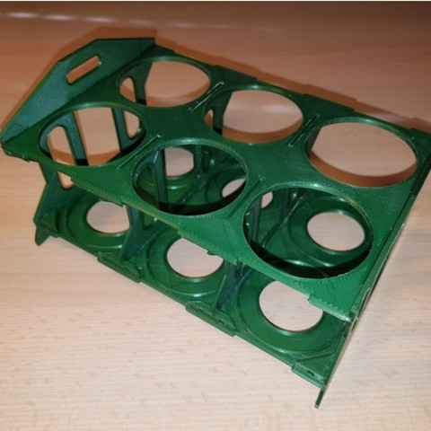 d0096ec6c83575373e3a21d129ff8fef_preview_featured.jpg Download free STL file Bottle / chewing gum rack storage stand • Object to 3D print, ICTAvatar