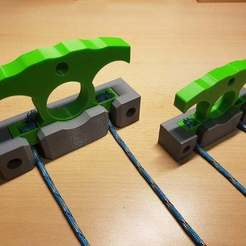 Download free 3D printing files Power cable (extension cord) holder / storage, ICTAvatar
