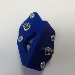 Modelo 3D Vértice K8400 End Cap Corner MOD gratis, ICTAvatar