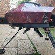 Download free STL Tarot Peeper Canopy Spacer, shawnrchq