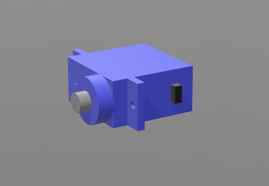dbb3ab12b07b4fbe30c40095d02073c7_display_large.JPG Download free STL file CYS-S0009A Servo • 3D printing template, shawnrchq
