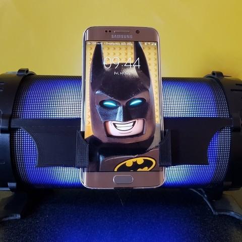 Free 3D print files Shox Bat Beat Box, shawnrchq