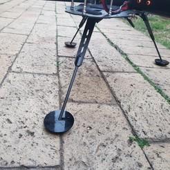 Free 3D printer designs Tarot Peeper Landing Gear Pads, shawnrchq