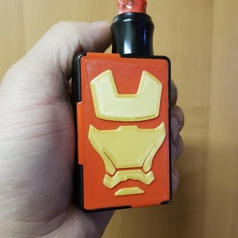 Download free 3D printer designs Pulse BF Iron Man Edition, shawnrchq