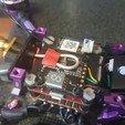 Télécharger fichier STL gratuit 3B-R Antennes TBS 3B-R et support de buzzer • Objet imprimable en 3D, shawnrchq