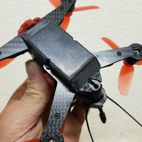 Download free 3D printing files Walkera Rodeo 110 Bottom Cover, shawnrchq