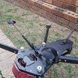 Télécharger fichier STL gratuit Tarot Coussinets de train d'atterrissage pour voyeur de tarot • Objet pour imprimante 3D, shawnrchq