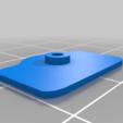 Télécharger fichier STL gratuit KingKong FlyEgg 130 14mm Camera Holder • Modèle pour impression 3D, shawnrchq