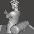 narutoperfil.png Download free STL file naruto • 3D print design, eragonking85