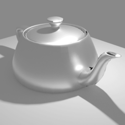 Download free 3D printer designs Teapot , Demi123