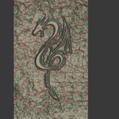 Descargar Modelos 3D para imprimir gratis Dragón, Demi123