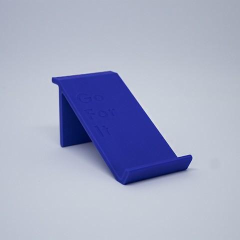 Descargar archivo 3D gratis Soporte para teléfono Go, ModularPrint