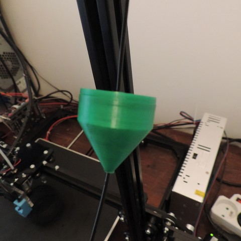 DSCN0500.JPG Download free STL file Filament lubricator for 3D printer • 3D printer model, MakerduDimanche