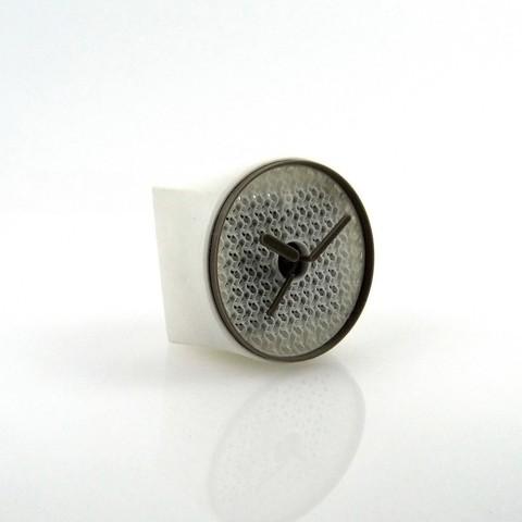 Descargar archivos 3D Despertador Gyroid, FrancescoRodighiero