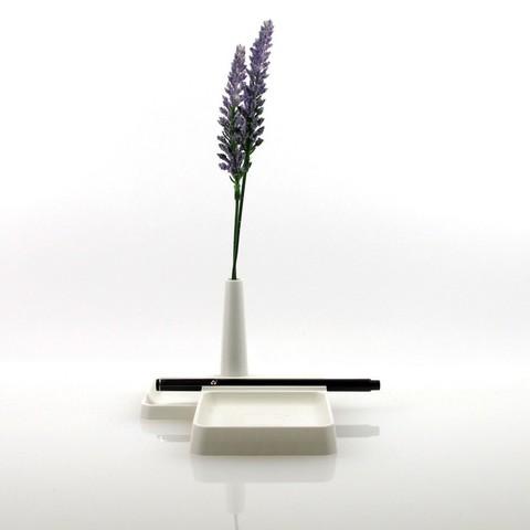 3D printer models Flower Factory, FrancescoRodighiero
