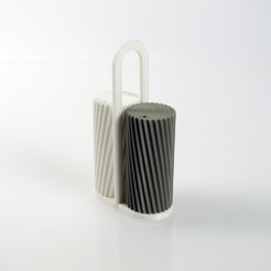 3D print files Spinshaker [salt&pepper], FrancescoRodighiero