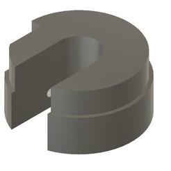 QS.jpg Télécharger fichier STL Support barre QS 63mm Audi TTmk1 • Design pour impression 3D, henrysebastien84