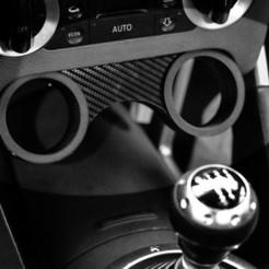 Download STL files Gauge holder Audi TT mk1, henrysebastien84