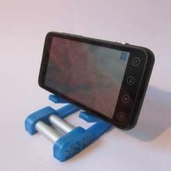 IMG_9122.jpg Télécharger fichier STL gratuit Accrochage d'un téléphone • Modèle pour impression 3D, sotenck