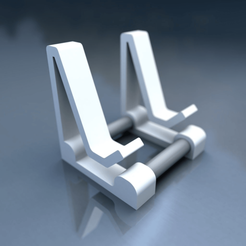 export2_0002.png Download free STL file Simple, yet stylish phone stand • 3D printable design, sotenck