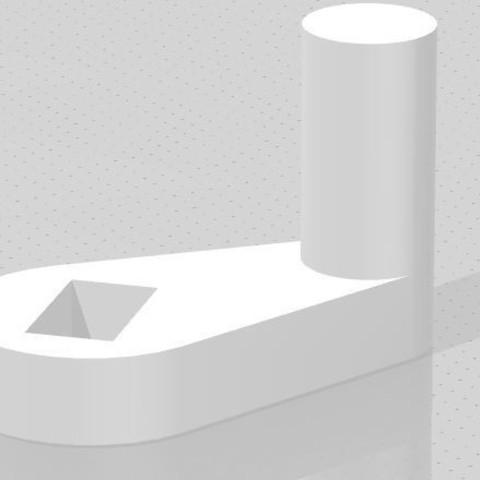 Free 3D printer files Pièce remplacement machine à glaçon, Acilab