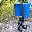 P1120461.JPG Download STL file Removable portable wind turbine • 3D printable template, younessanga