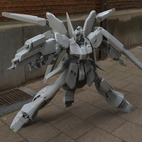 Download 3D model robotech, walades