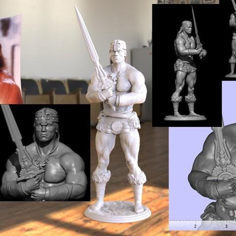 Descargar diseños 3D cono, walades
