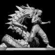 2BPR_Render.jpg Télécharger fichier STL dragon bruce lee • Modèle imprimable en 3D, walades