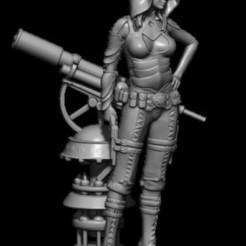 Download 3D printer designs Steampunk3, walades