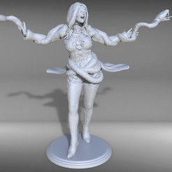 3D printer models witch, vovavolnuhin