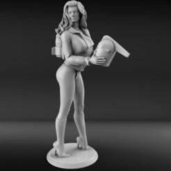 STL Rocket woman, vovavolnuhin
